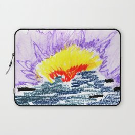 here comes the sun II Laptop Sleeve
