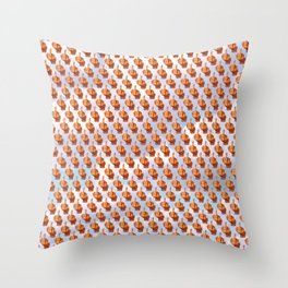 A Flock of Birds Throw Pillow