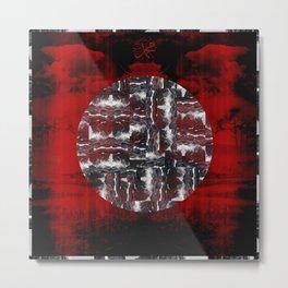 Red Cloud Metal Print