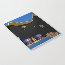 Inside Scramble Notebook