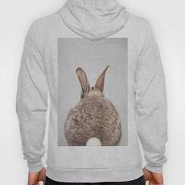 Rabbit Tail - Colorful Hoody