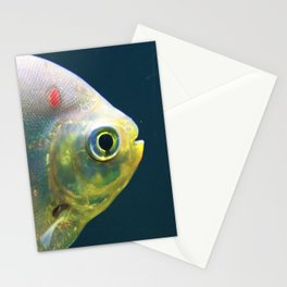 One Fish Stationery Cards
