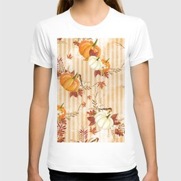 Autumn Pattern 06 T-shirt
