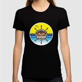 Little Tiger Yacht Club T-shirt