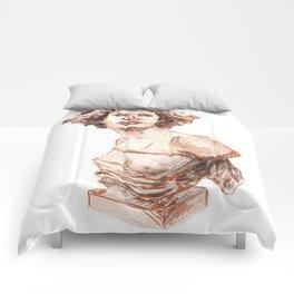 Fem top Comforters