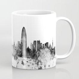 Barcelona Spain Skyline Coffee Mug