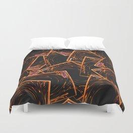 Yu-Gi-Oh Deck Duvet Cover