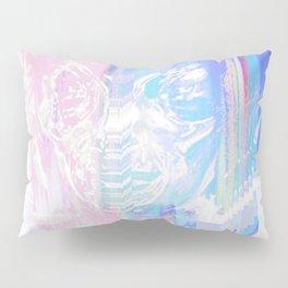 Alien Flower Blossom Pillow Sham