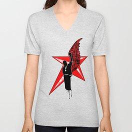 Left Wing Lifestyle Unisex V-Neck