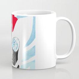 Great Mazinger Robot & Tetsuya Coffee Mug