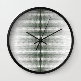 Spectral Dispersion Wall Clock