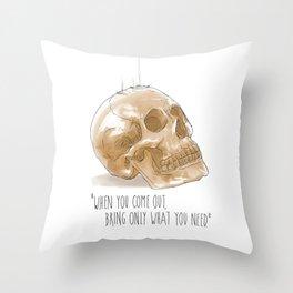 Hannibal Chapter 95 Throw Pillow