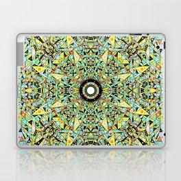 Hyperspace Glyph Laptop & iPad Skin
