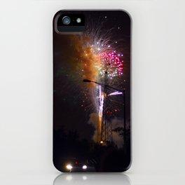 Fireworks I iPhone Case
