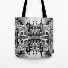 My Father's Eyes Black&White Tote Bag