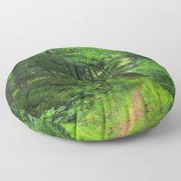 Forest 5 Floor Pillow