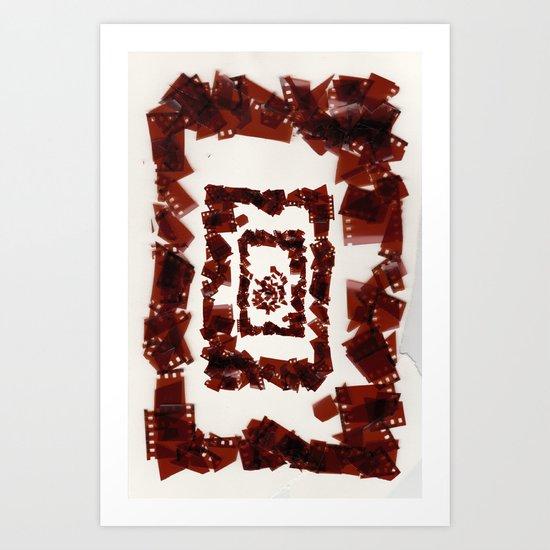 Wrap Art Print