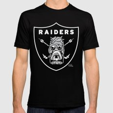 Tusken Raider Nation Pride Black Mens Fitted Tee X-LARGE