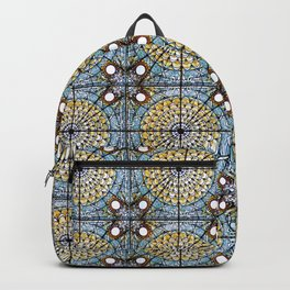A sky full of stained glasses Backpack