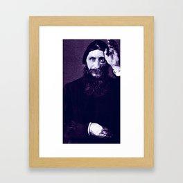 Rasputin 2 Framed Art Print