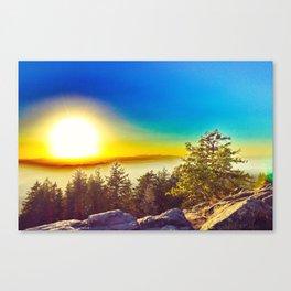 Oregon Wasteland Canvas Print