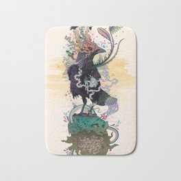 You are Free to Fly Bath Mat
