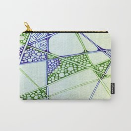 Sea Water Carry-All Pouch