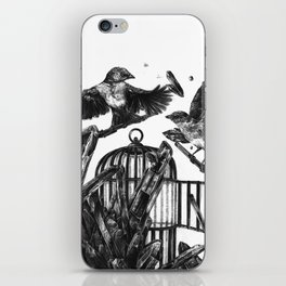 Release Your Creativity iPhone Skin