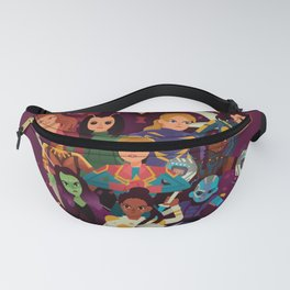 SHEroes Fanny Pack
