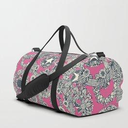 cirque fleur candy Duffle Bag