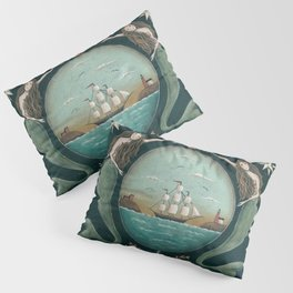 Sirens of the Sea by Donna Atkins Pillow Sham