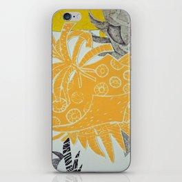 Modern Botanical iPhone Skin