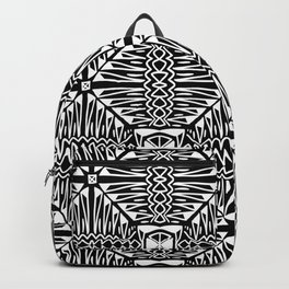 HAND DRAWN PATTERN 4 Backpack