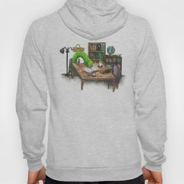 Little Worlds: The Library Hoody