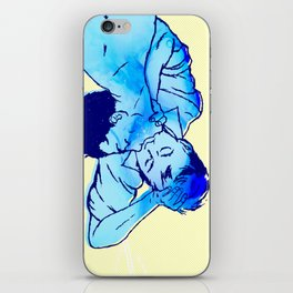 Yes I love--I mean I'd love to get to know you iPhone Skin