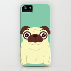 Pug iPhone (5, 5s) Slim Case