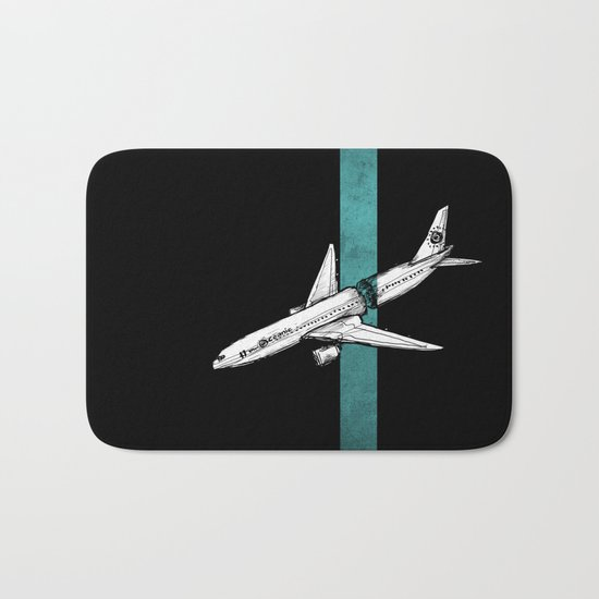 Flight 815 Bath Mat