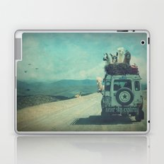 NEVER STOP EXPLORING II Laptop & iPad Skin