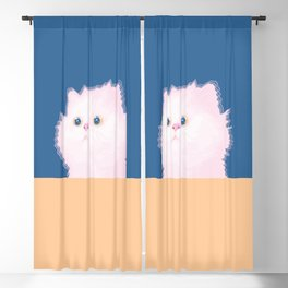 Lovely Cat Blackout Curtain