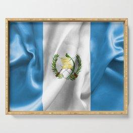 Guatemala Flag Serving Tray