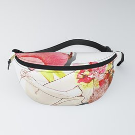 Nude rose Fanny Pack