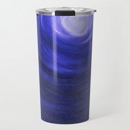 Purple Moon Travel Mug