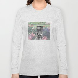 the not so modern woman Long Sleeve T-shirt