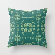 Nug Pattern Throw Pillow