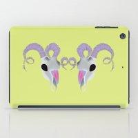 ram iPad Cases featuring Ram by tuentieit