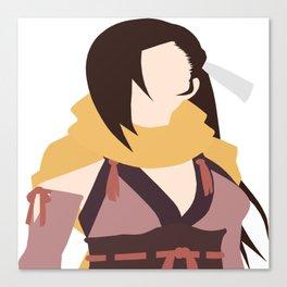 Kagero (Fire Emblem Fates) Canvas Print