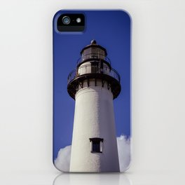 need a light? iPhone Case