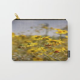 Splash of Yellow Carry-All Pouch