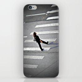 Crossing iPhone Skin