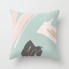 Recovery 2 Throw Pillow